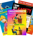Office Safety Six Pack of Posters