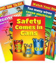 Workplace Safety Six Pack of Posters