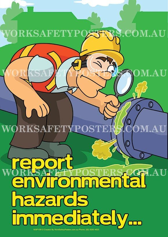 slogan of environmental hazards Safety and health environmental report 2001 71 mental health education class given by an industrial nurse toward building a comfortable workplace environment.