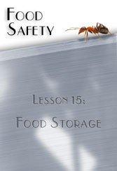 Food Storage Food Safety DVD