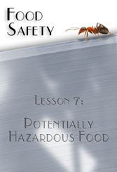 Potentially Hazardous Food Food Safety DVD