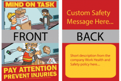 Pocket Safety Cards