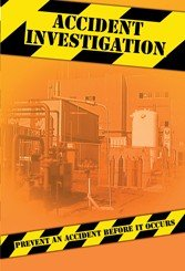Accident Investigation Work Safety DVD